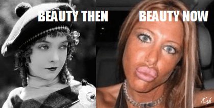 duck face duckface beauty - 7685192704
