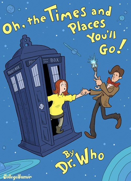dr seuss kids doctor who funny School of FAIL - 7685532416