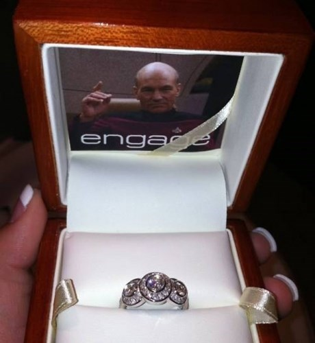picard,engage,ring,weddings
