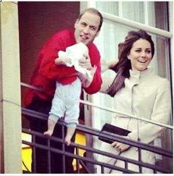 royal baby michael jackson kate middleton prince william blanket funny - 7685821184