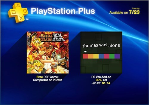 playstation playstation plus Video Game Coverage metal slug - 7685880064