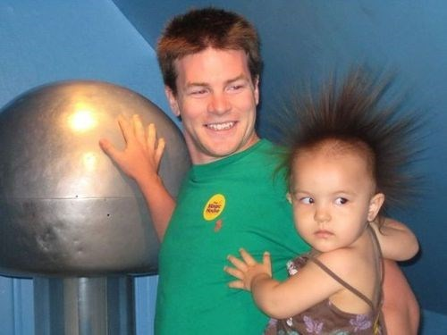 static,static kid,science,funny