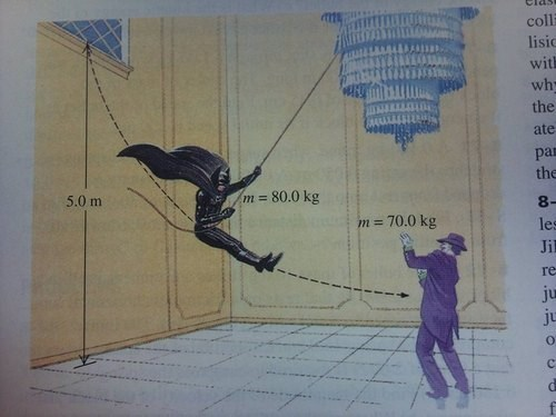 physics batman science funny - 7686046208