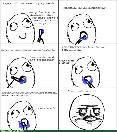 me gusta brushing teeth toothbrush - 7686068224