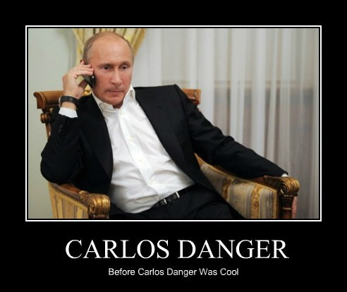 CARLOS DANGER Before Carlos Danger Was Cool