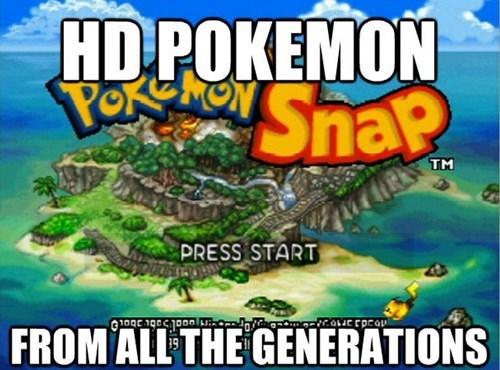 Pokémon pokemon snap - 7686173696
