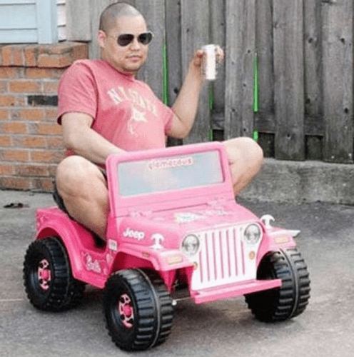 beer toys kids driving funny - 7686251520