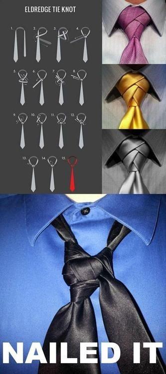 ties,Nailed It