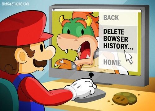 the internets bowser mario nintendo - 7686482944