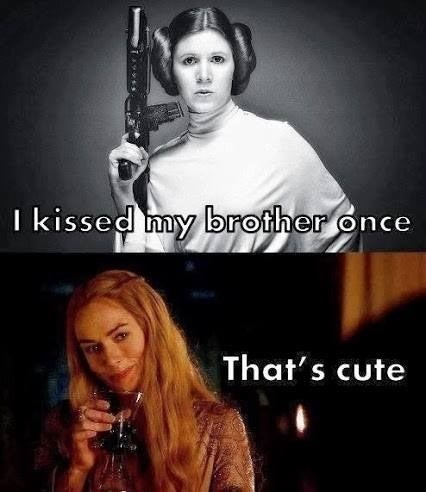 star wars Game of Thrones nerdgasm funny dating - 7686486272