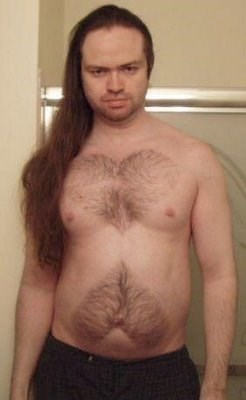 my body is ready body hair creepy funny - 7686491648