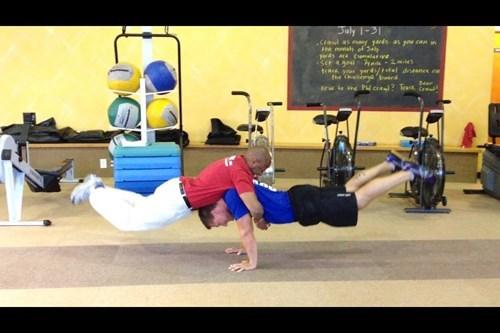 gymnastics BAMF funny - 7686826240