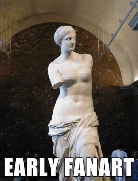 Fan Art,sculptures