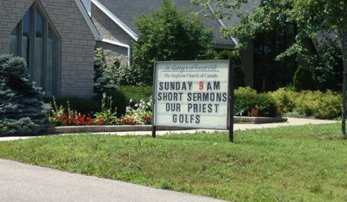 sign sermon church funny g rated win - 7687103744