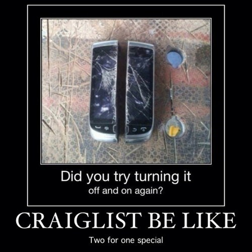 craigslist,phone,cut in half,funny