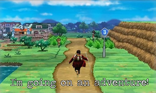 The Hobbit excitement pokemon x/y - 7687261952
