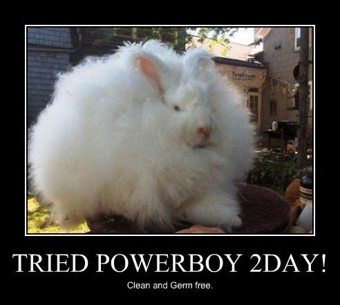 TRIED POWERBOY 2DAY!