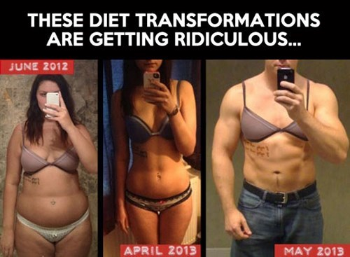 transformation diet photoshop change poorly dressed g rated