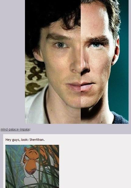 benedict cumberbatch Sherlock Star Trek - 7688500224