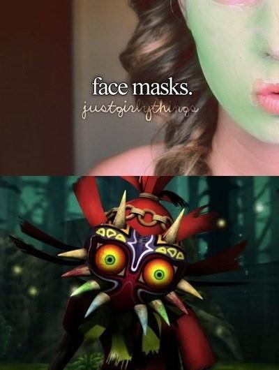 justgirlythings majoras mask zelda - 7688727040