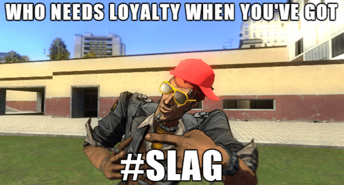Can't Touch My Slag