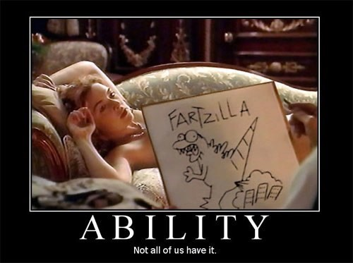 titanic,ability,artist,funny