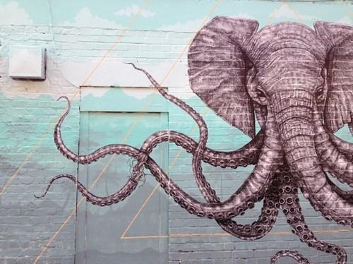 Street Art graffiti hacked irl funny