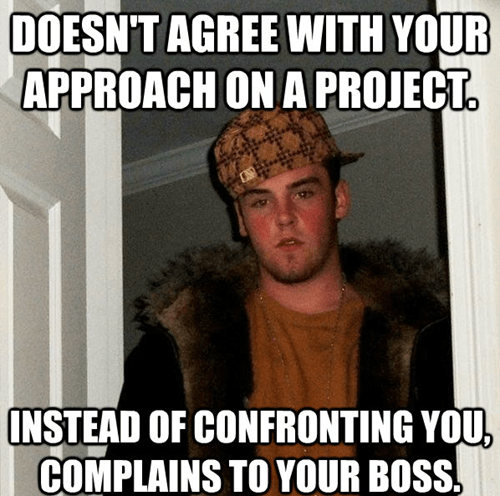 work Memes Scumbag Steve monday thru friday