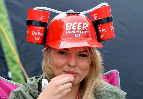 beer sports helmet cute funny keep calm - 7689058816