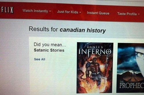 Canada,netflix,funny,fail nation,g rated