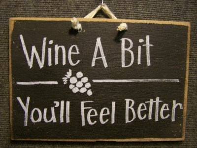 sign booze wine funny after 12 g rated - 7689167872