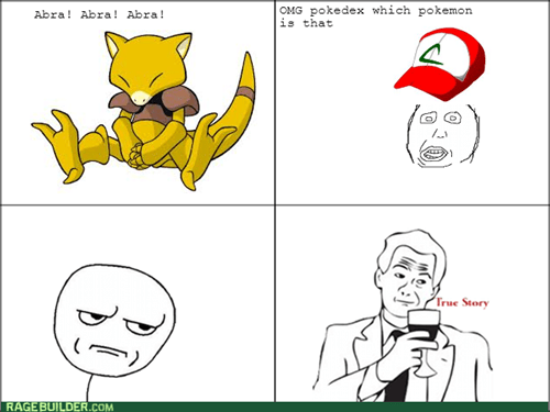pokedex Pokémon are you kidding me abra - 7690284800