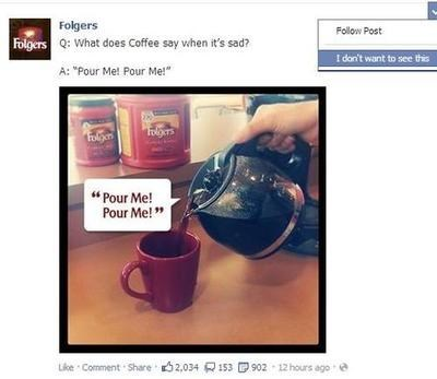 puns,facebook,coffee,funny