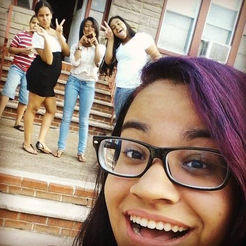photobomb layers selfie funny - 7691014656
