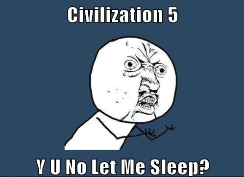 civilization v,Memes,Y U No Guy