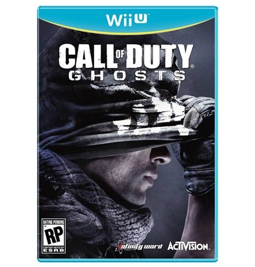 call of duty Video Game Coverage wii U - 7691134720