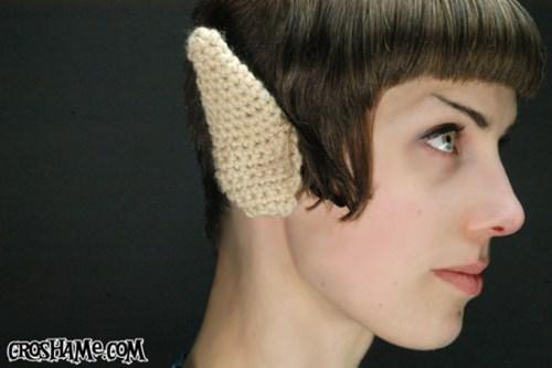 crochet,Vulcans,scifi,ears,Star Trek