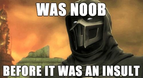 noob saibot Mortal Kombat hipsters - 7691244032
