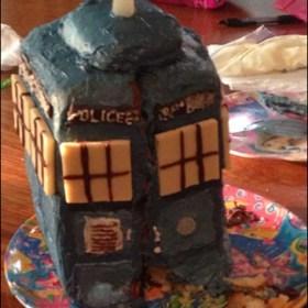 cake FAIL tardis doctor who - 7691329280