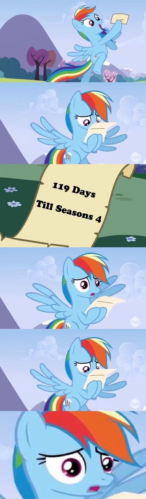 Memes countdowns rainbow dash - 7691380736