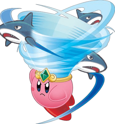 sharknado kirby - 7691404800