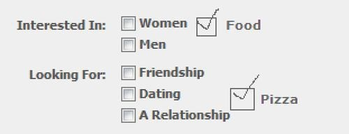 relationship status online dating funny dating - 7691537920