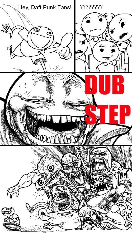 dubstep troll daft punk dub - 7691555840