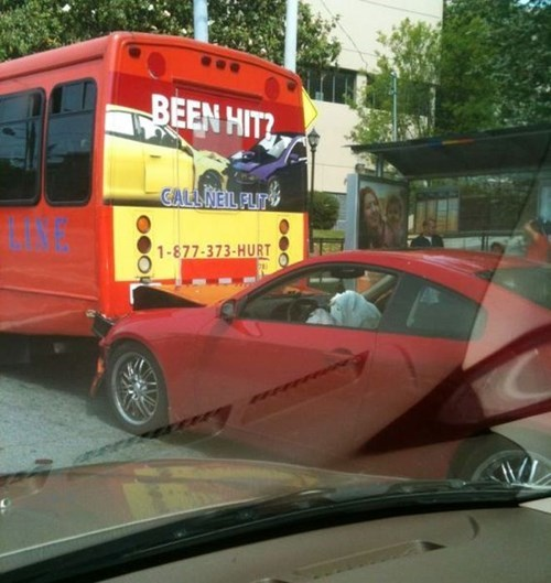 cars,driving,crash,irony,bus