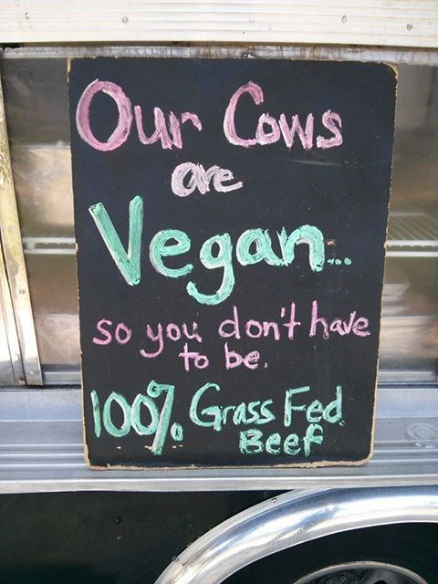 sign restaurant vegan funny g rated win - 7691780608