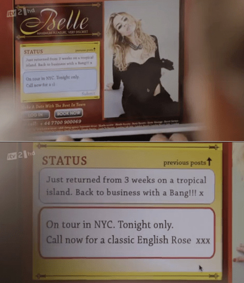 billie piper rose tyler secret diary of a call girl - 7692005632