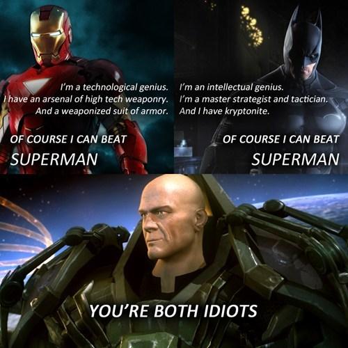 lex luthor iron man batman superman - 7692283136