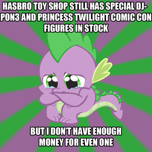 spike,Bronies,money