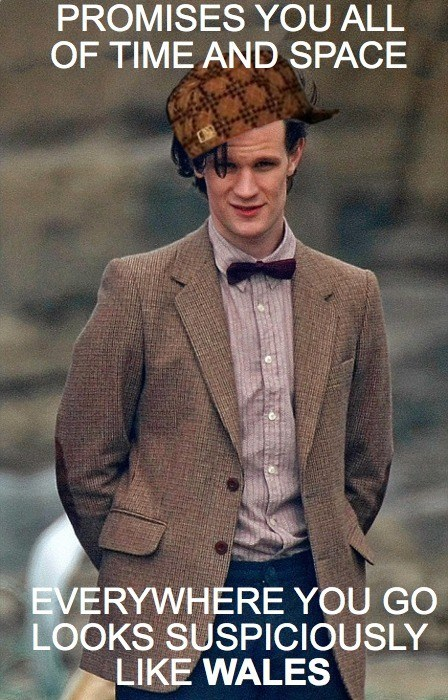 Wales scumbag doctor doctor who - 7692797696