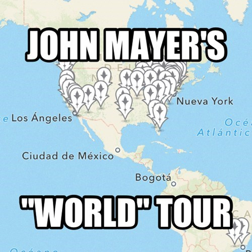 john mayer - 7692931328